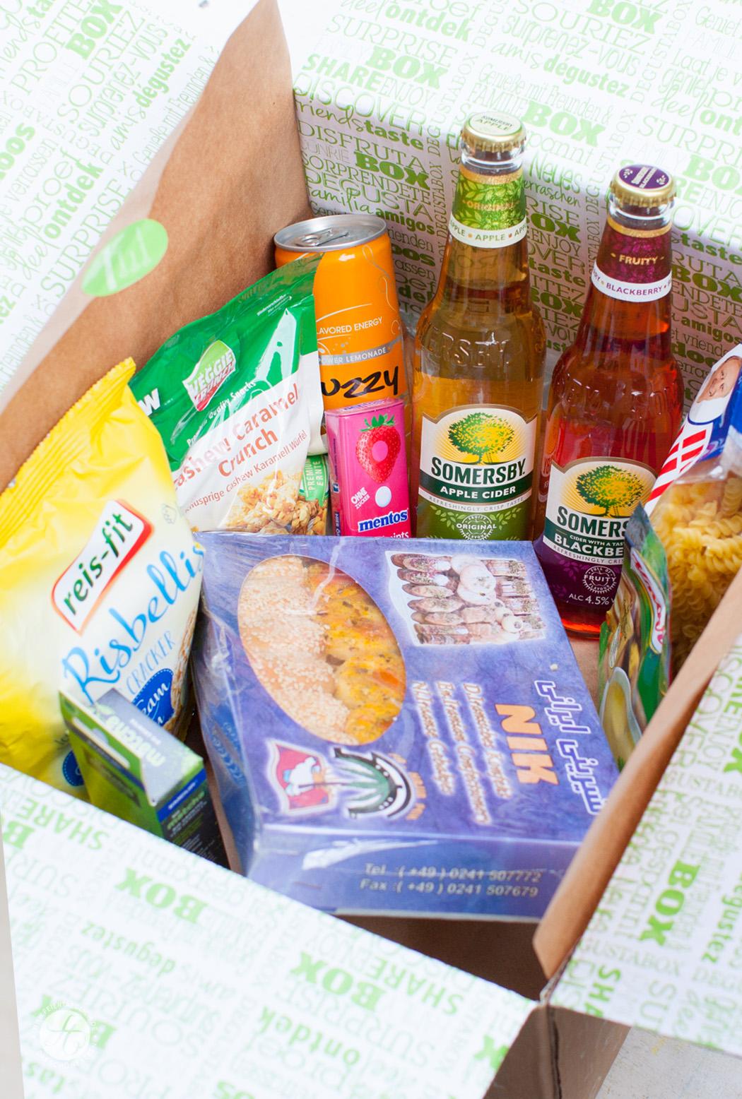 Degusta Box Juni 2015