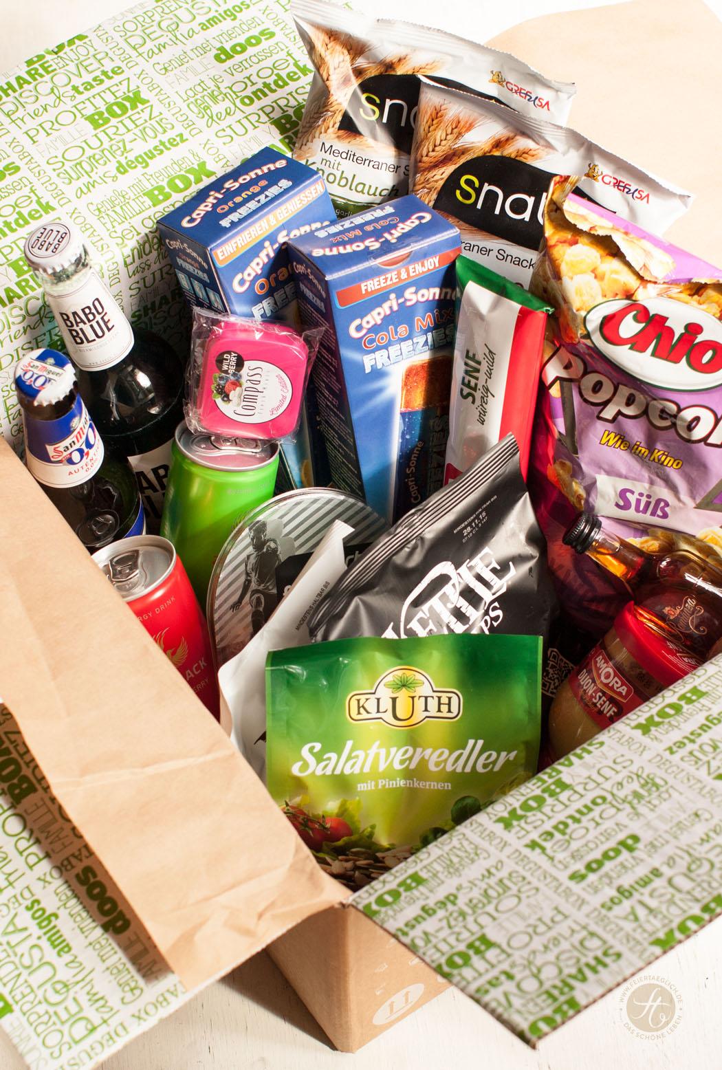 Degusta Box August 2015