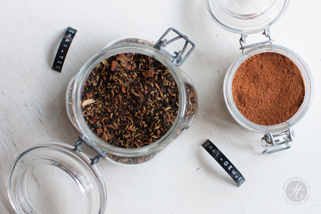 Chai-Gewürz & Tee Mischung nach Christian Hümbs zum #SuperfoodSamstag