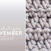 Launemacher November Grau