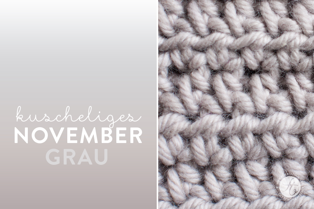 Launemacher November Grau