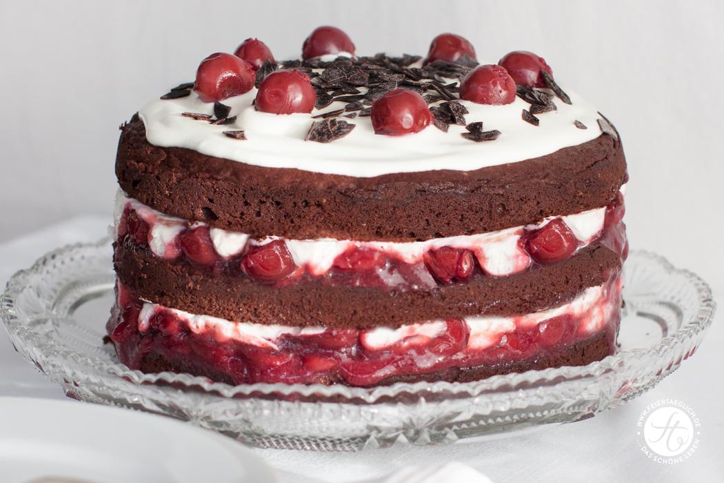 Himmlische Schwarzwaelder-Kirsch-Torte Rezept von feiertaeglich.de