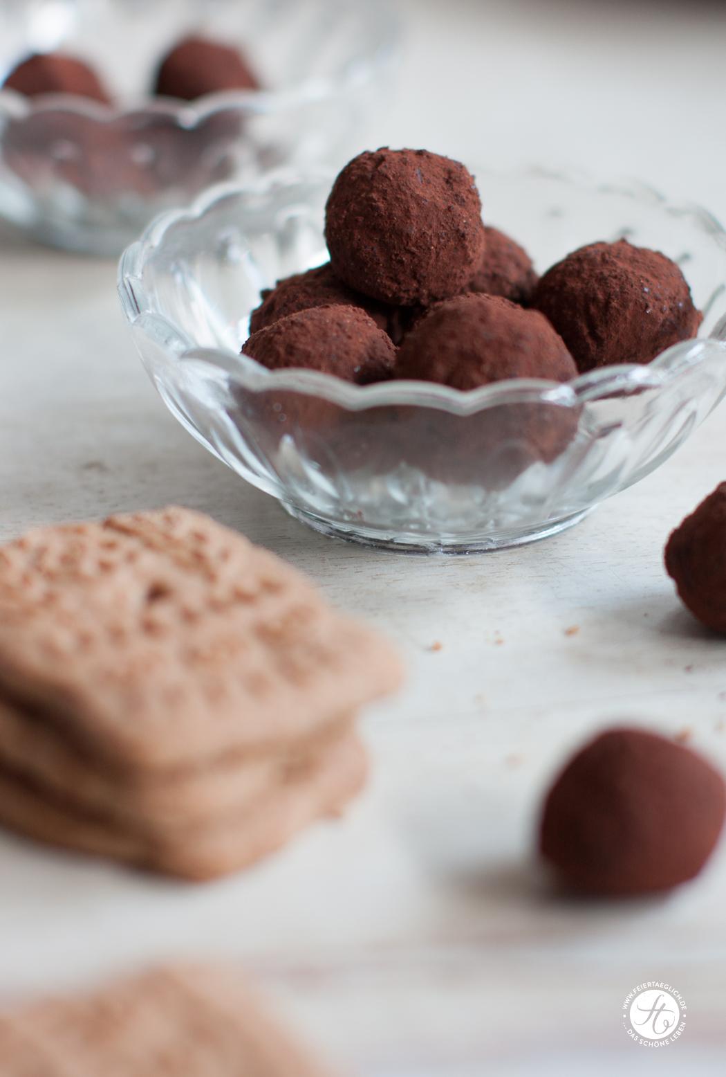 Geschenke aus der Küche: Spekulatius-Trüffel – feiertäglich ...