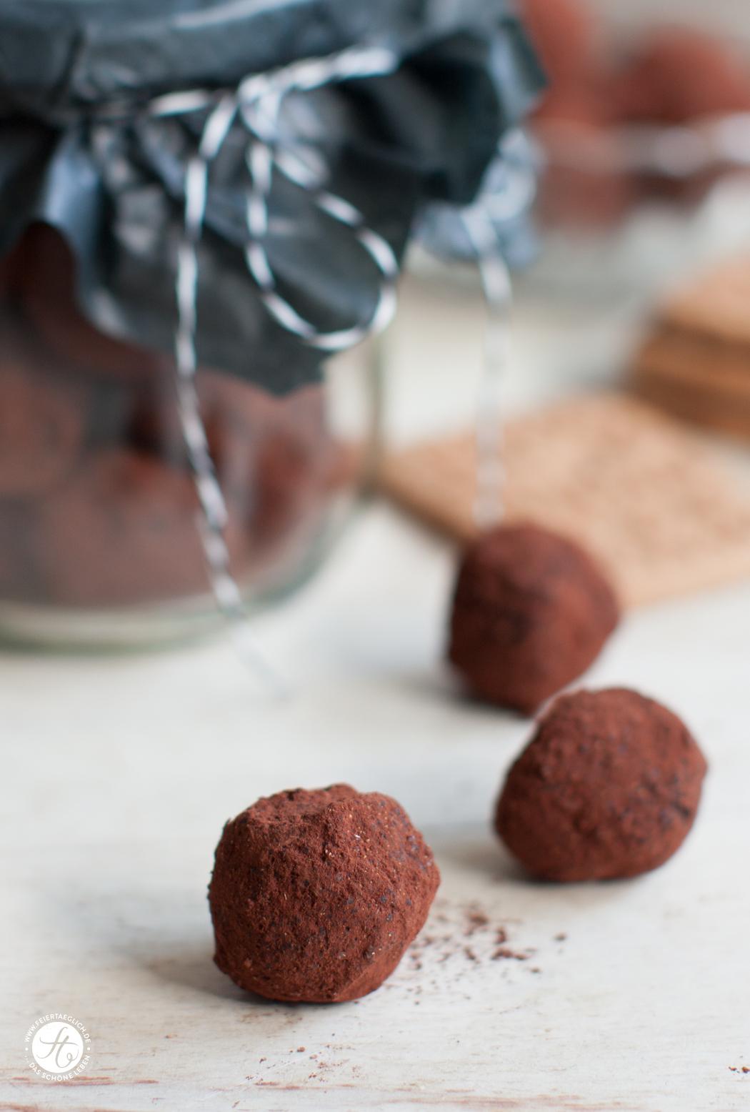 Geschenke aus der Küche: Spekulatius-Trüffel – feiertäglich…das ...