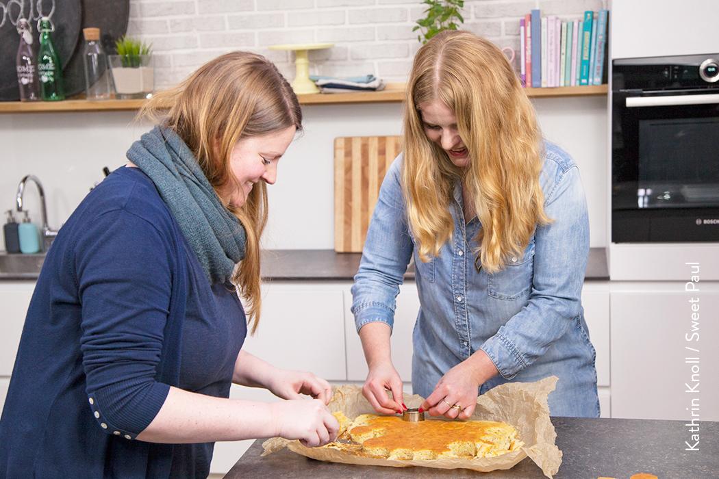 Bloggerportrait feiertäglich, in der SweetPaul, Sarah Renziehausen. Foto: Kathrin Knoll