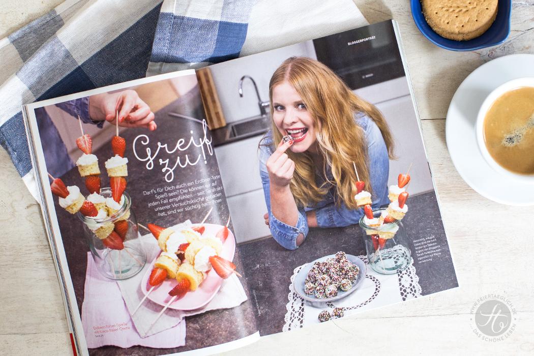 Bloggerportrait feiertäglich, in der SweetPaul, Sarah Renziehausen