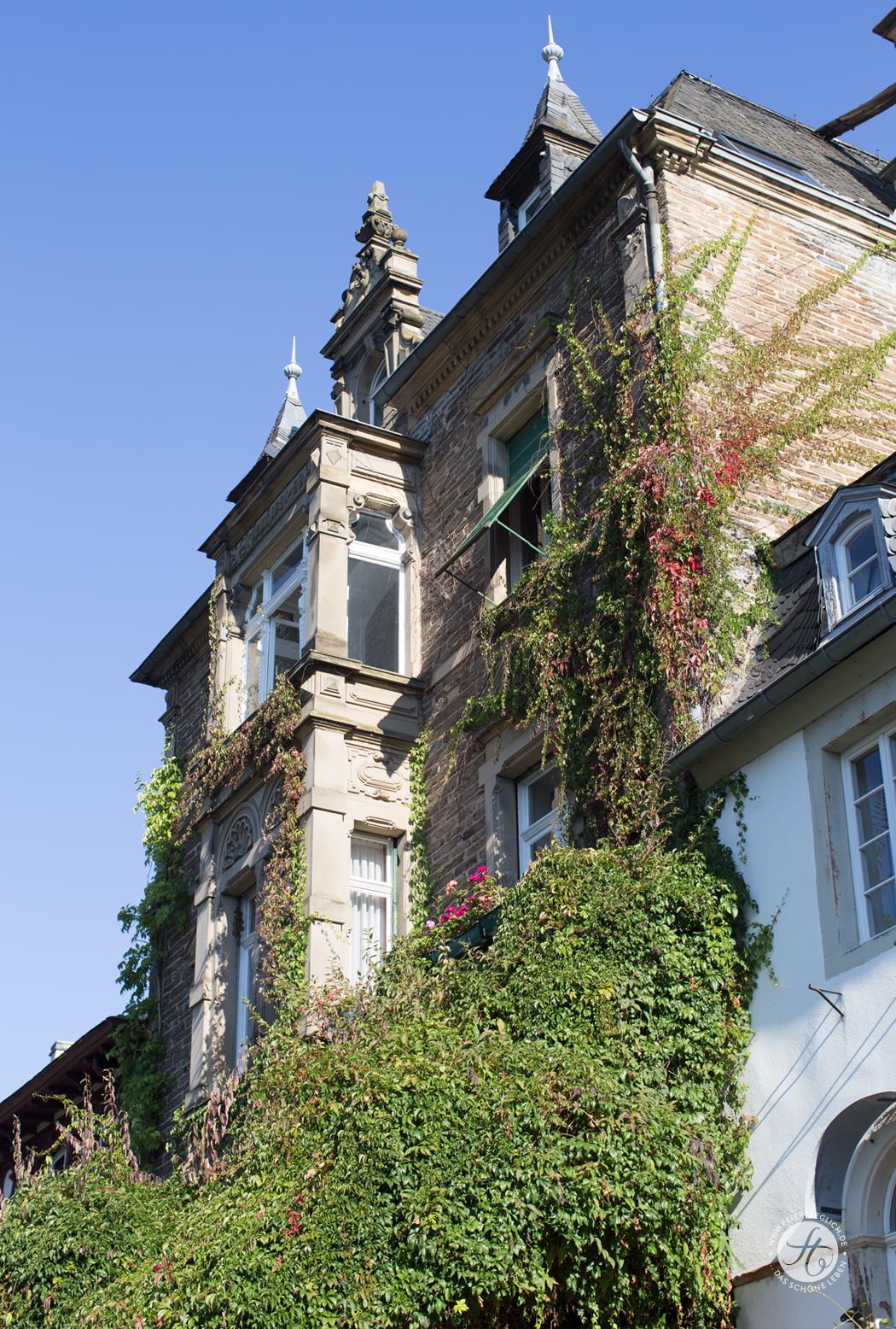 Jugendstil Architektur in Traben-Trarbach