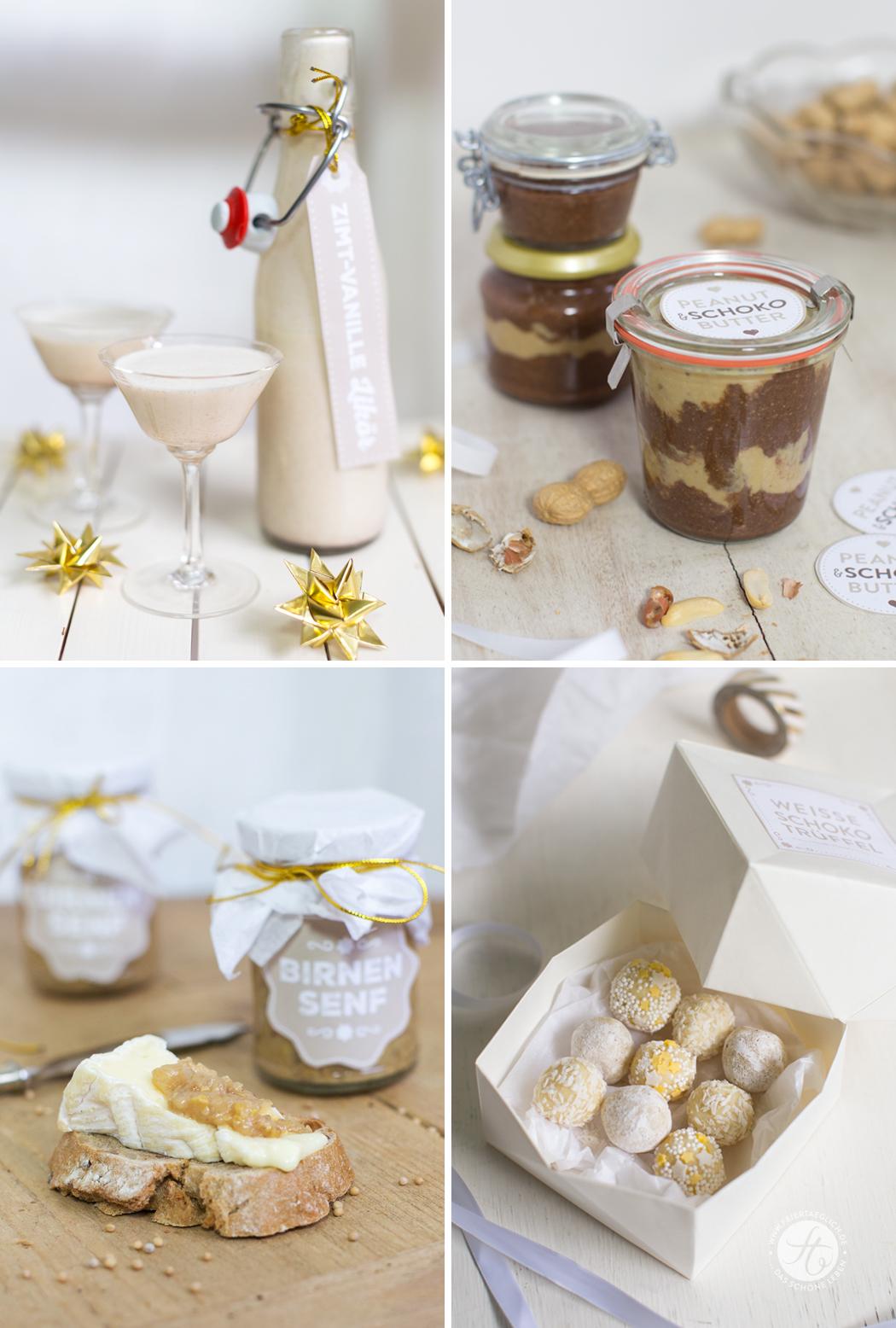 Geschenke aus der Küche: Birnensenf – schnell selbst gemacht ...