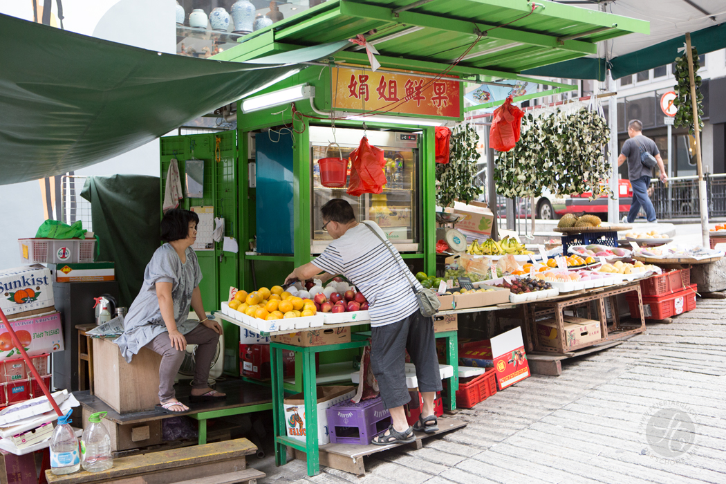Hong Kong Fruits