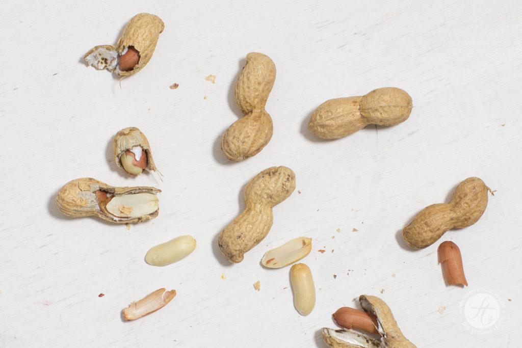 Geschenke aus der Küche: Peanut-Schoko-Butter & Free Printable Labels, einfaches Rezept von feiertaeglich.de