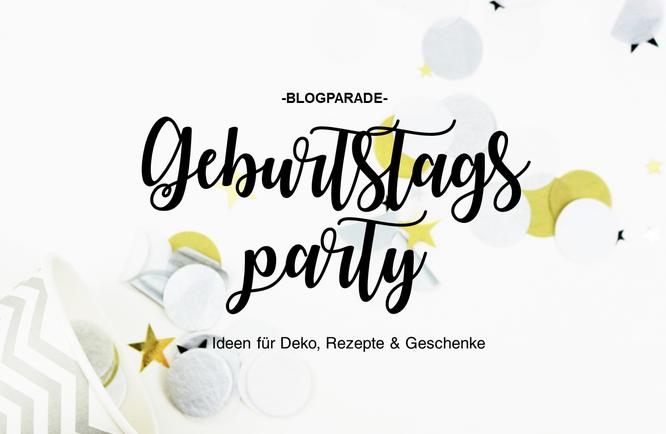 Partystories.de, Geburtstagsparty, Bloggeburtstag