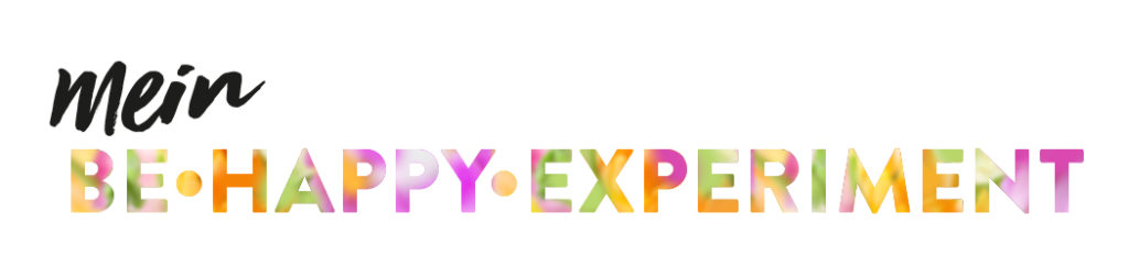 Mein Be•Happy•Experiment Logo
