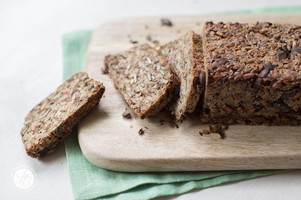 """Glutenfreies Brot, Rezept für """"Life-Changing-Bread"""""""