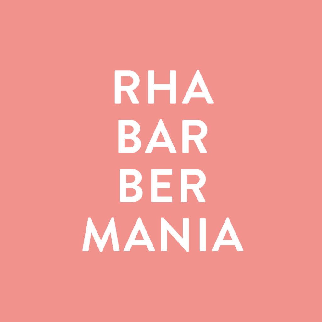 Rhabarbermania
