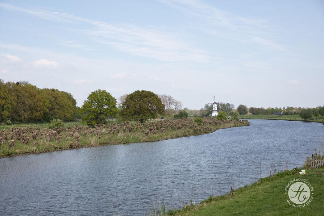 lekker radeln – Ein Wochenende in Holland mit dem Fahrrad unterwegs (+ Radrouten mit Karten und GPS-Daten)