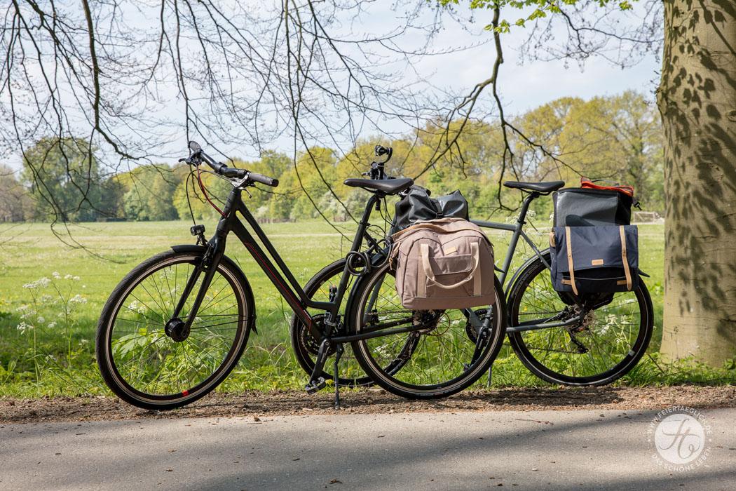 Fahrräder, lekker radeln – Ein Wochenende in Holland mit dem Fahrrad unterwegs (+ Radrouten mit Karten und GPS-Daten)