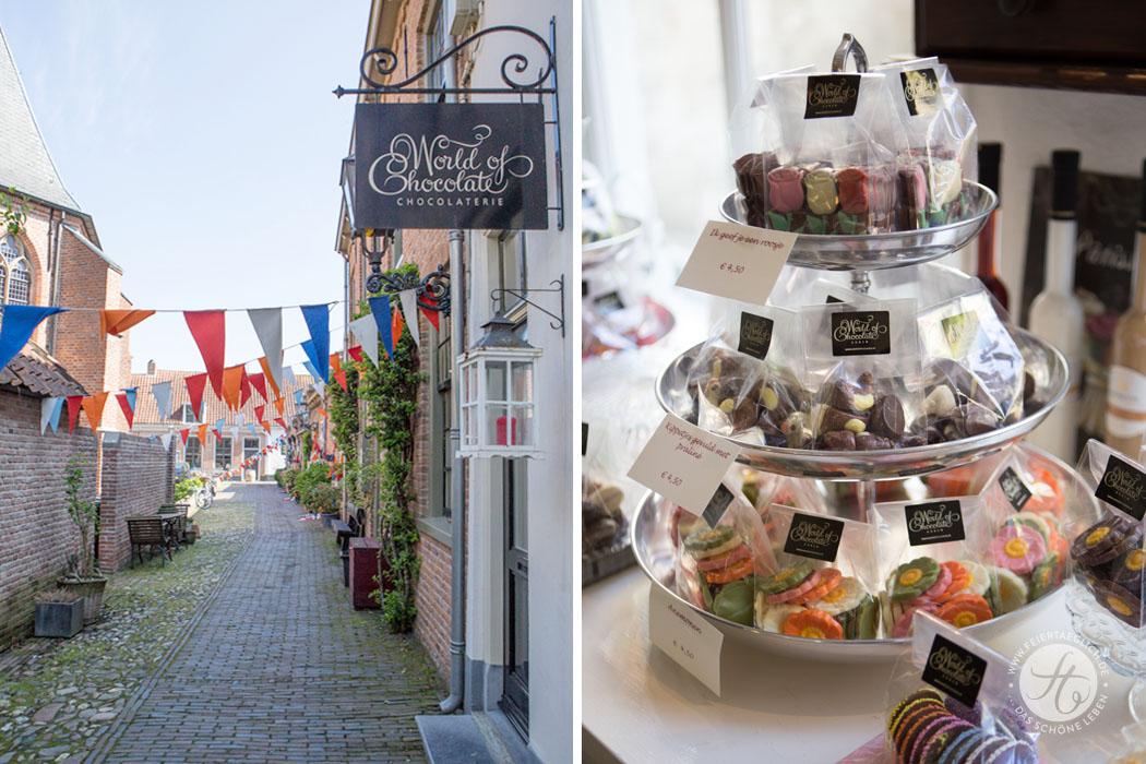 World of Chocolate, Buren, lekker radeln – Ein Wochenende in Holland mit dem Fahrrad unterwegs (+ Radrouten mit Karten und GPS-Daten)