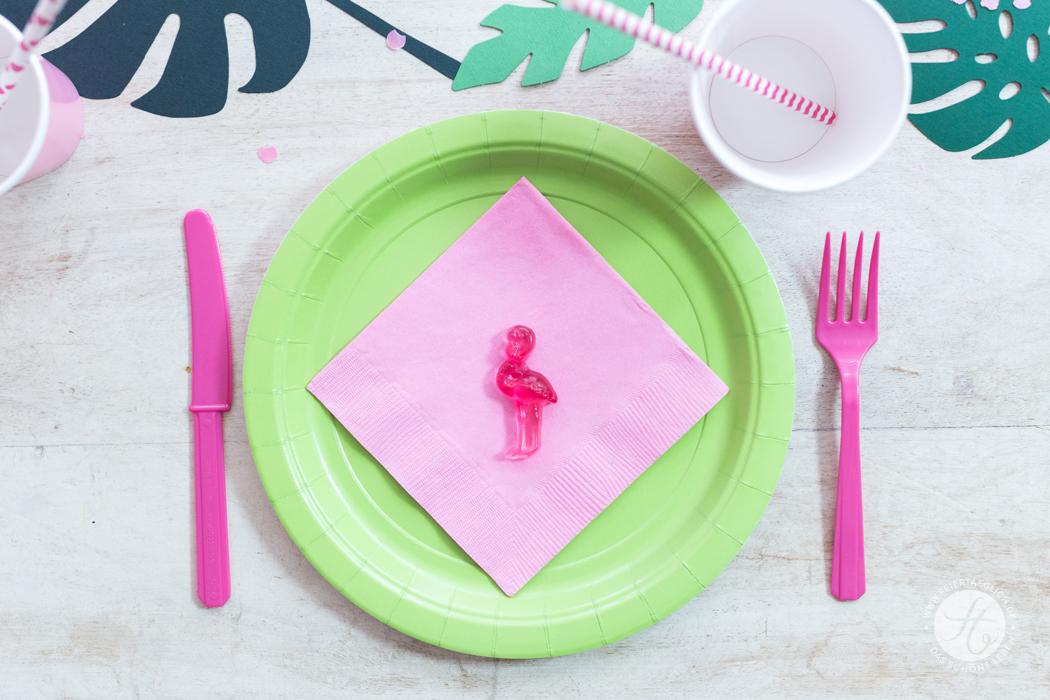 HappyMottoparty Flamingo