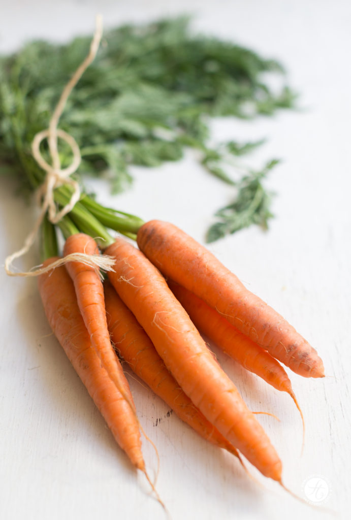 Karotten, Möhrchen