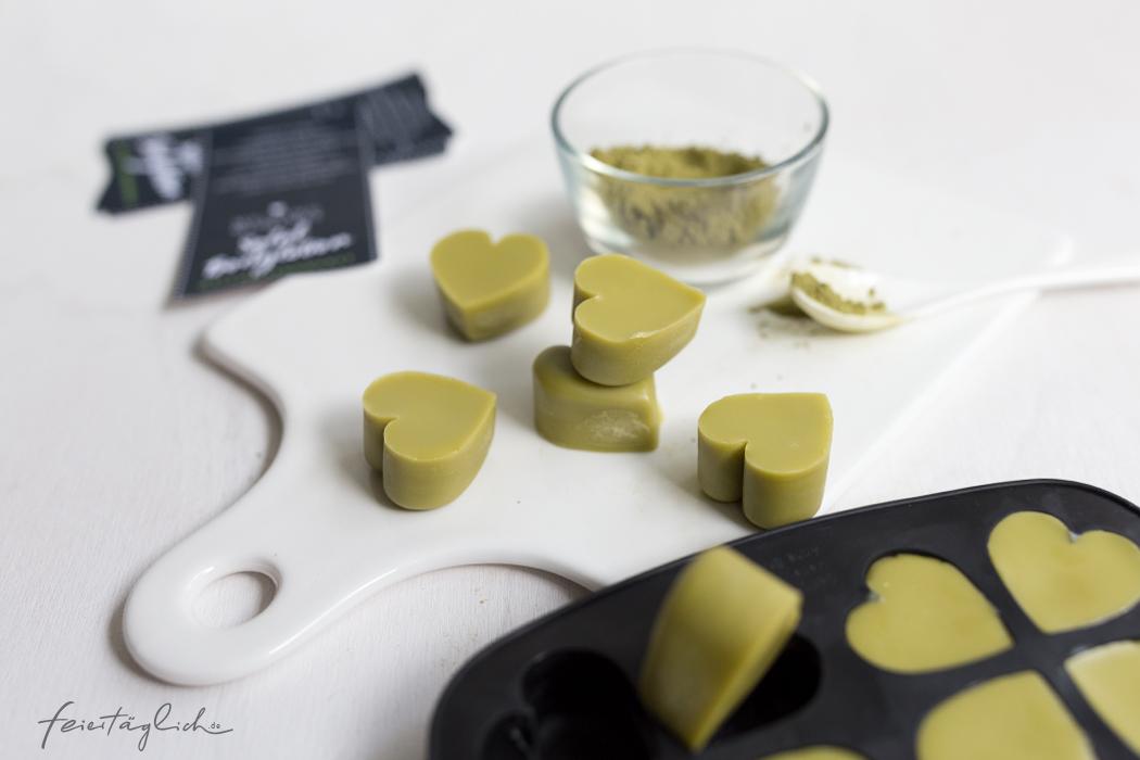 Homemade Solid Body Lotion - Matcha Lemongras_q2