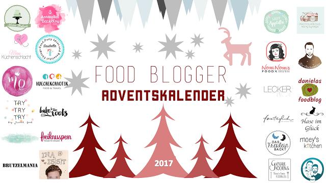 Food Blogger Adventskalender 2017