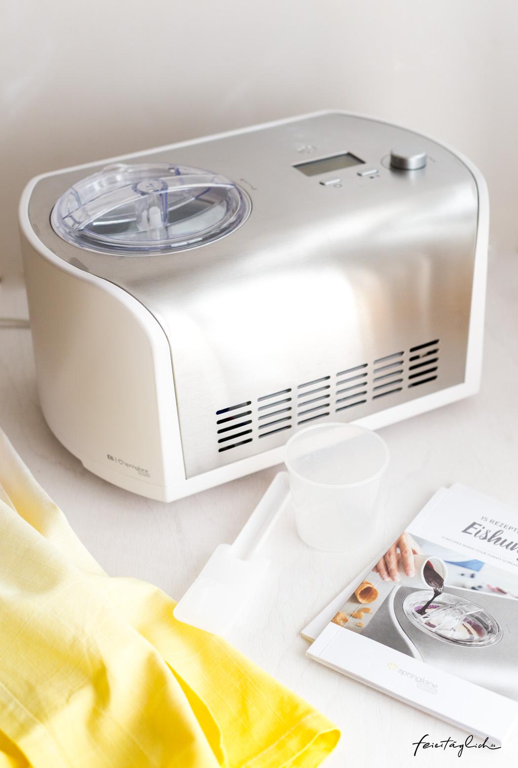Eismaschine Elli von Springlane