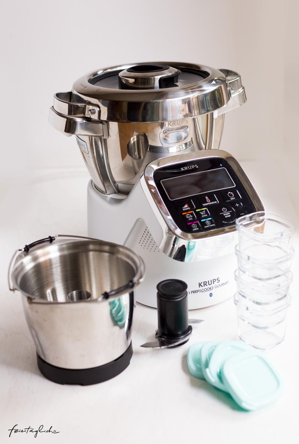 i-Prep & Cook Gourmet, ergänzendes Zubehör: Minischüssel