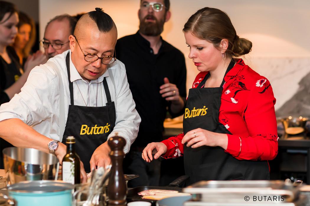 Butaris Küchenparty