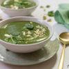 Spinat-Kokos-Suppe Rezept