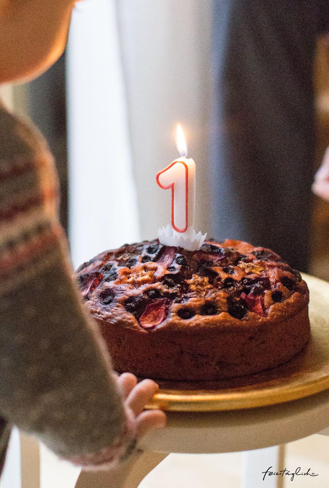 Gesunder Kuchen zum 1.Gebrtstag,: Mein allerliebstes Bananenbrot (zuckerfrei & vegan) – ein wunderbar wandelbares Grundrezept von Kindergeburtstagskuchen bis Frühstückssnack