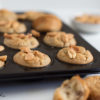 (Mini)-Bananenmuffins vegan zuckerfrei, Rezept