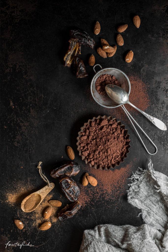 Gesunde Schoko-Trüffel aus nur 4 Zutaten – ein Geschenk aus der Küche