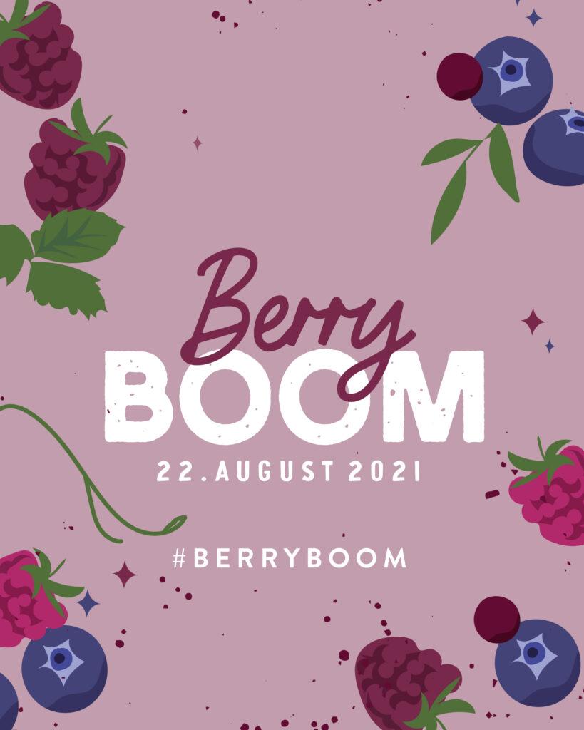 #berryboom design & Illustration Sarah Renziehausen